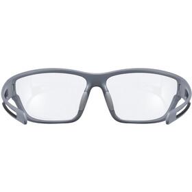 UVEX Sportstyle 806 Variomatic Glasses, gris